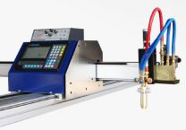 Siirrettävä CNC-Plasma- ja Polttoleikkauskone
