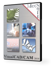 VisualCAD/CAM 2020 – ART