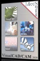 VisualCAD/CAM 2020 – TURN