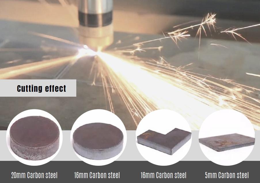 Air plasma power source for CNC